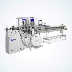 Fully automatic crimping machines