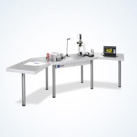 Microsection laboratory